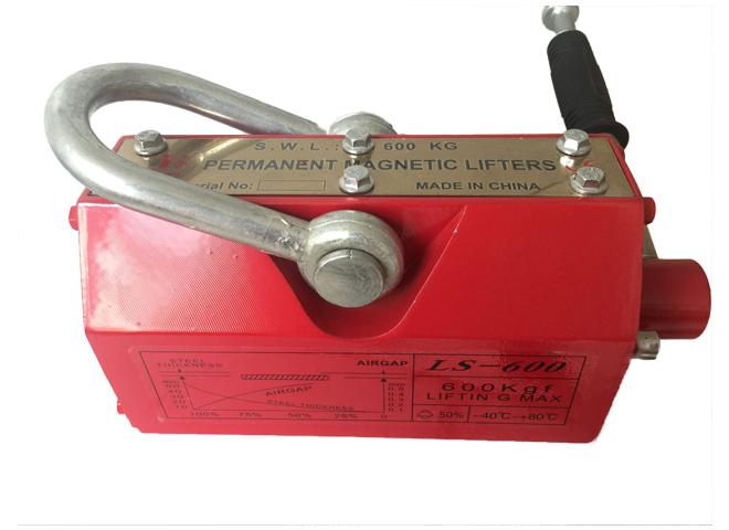 LS-600永磁起重器磁力吊