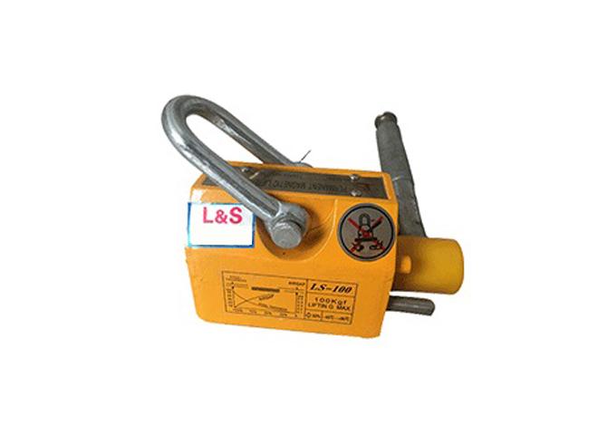 LS-100手动永磁起重器磁力吊.jpg