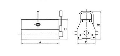 YC1型起重永磁铁结构.jpg