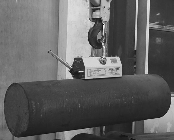 PML手动磁力吊搬运模具钢.jpg
