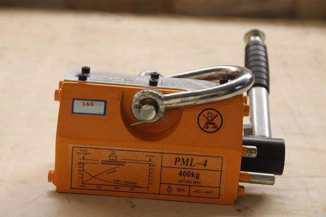 PML-4手动永磁吸盘
