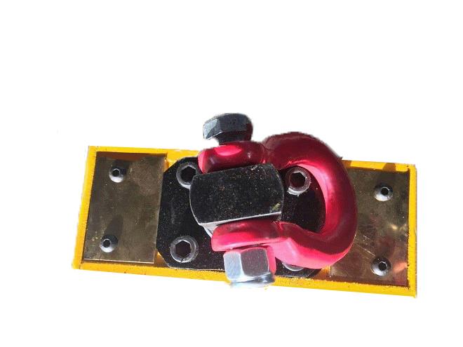自动吸盘厚钢板永磁吸吊器